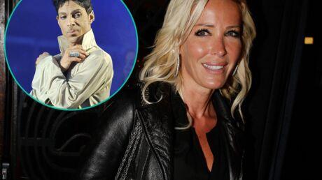 Prince: dévastée, son ex Ophélie Winter pleure son décès