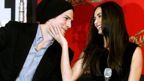 Ashton Kutcher toujours entretenu par Demi Moore