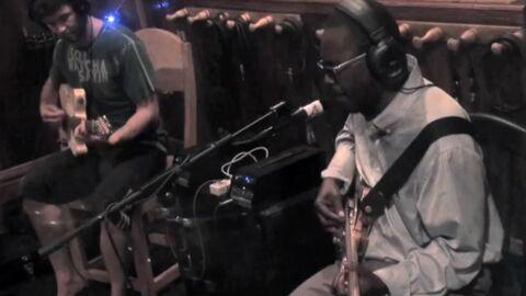 VIDEO Bertrand Cantat chante avec Amadou et Mariam