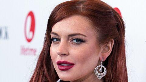 Lindsay Lohan refuse d'embrasser Charlie Sheen