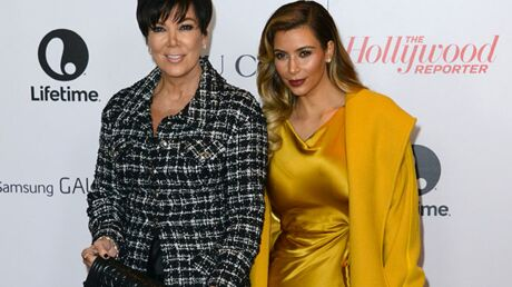 Kris Jenner se confie sur le mariage de sa fille