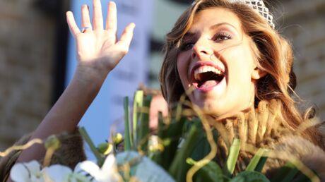 PHOTOS Miss France 2015: le retour triomphal de Camille Cerf chez elle