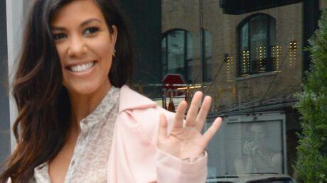 Kourtney Kardashian surprend avec le prénom de son troisième enfant
