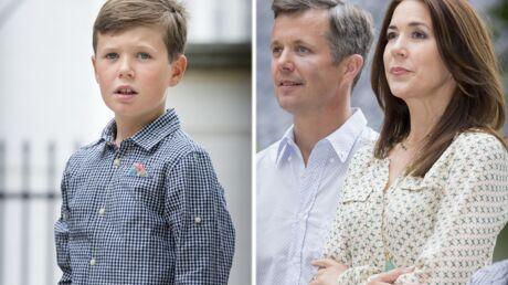 Le jeune prince du Danemark sauvé de la noyade in extremis en Australie