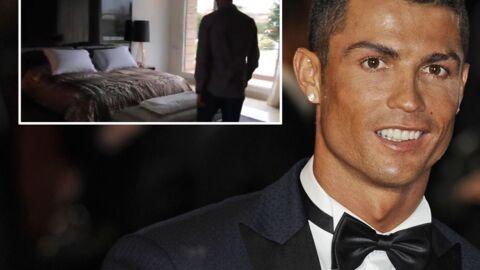 VIDEO Cristiano Ronaldo vous fait visiter sa grande maison madrilène