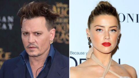 Johnny Depp attaque en justice son ex-femme Amber Heard et lui réclame de l'argent