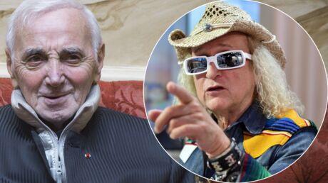 Critiqué par Charles Aznavour, Michel Polnareff réplique