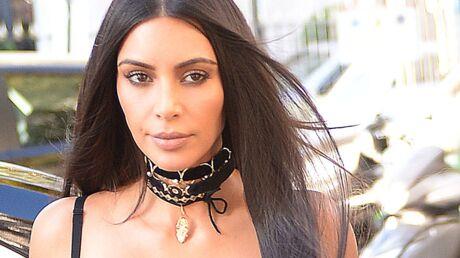 PHOTO Kim Kardashian: son maquilleur publie un drôle de cliché de la star