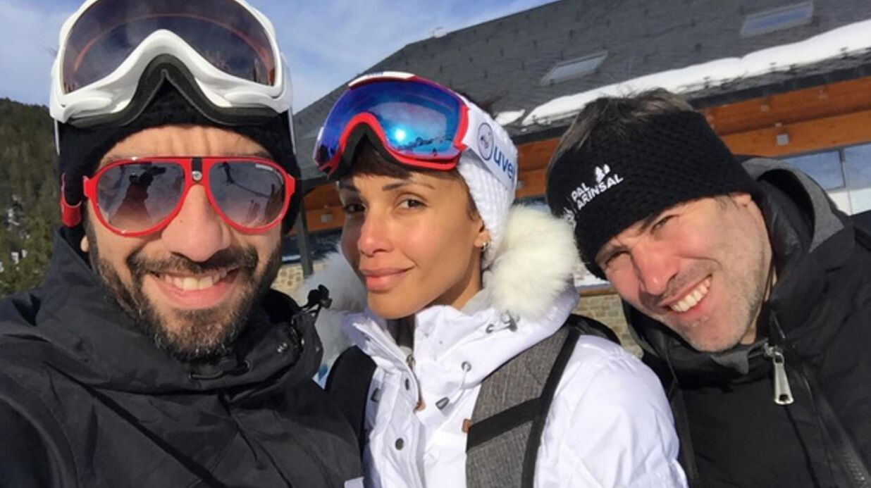 PHOTO Sonia Rolland est sublime sans maquillage en haut des pistes