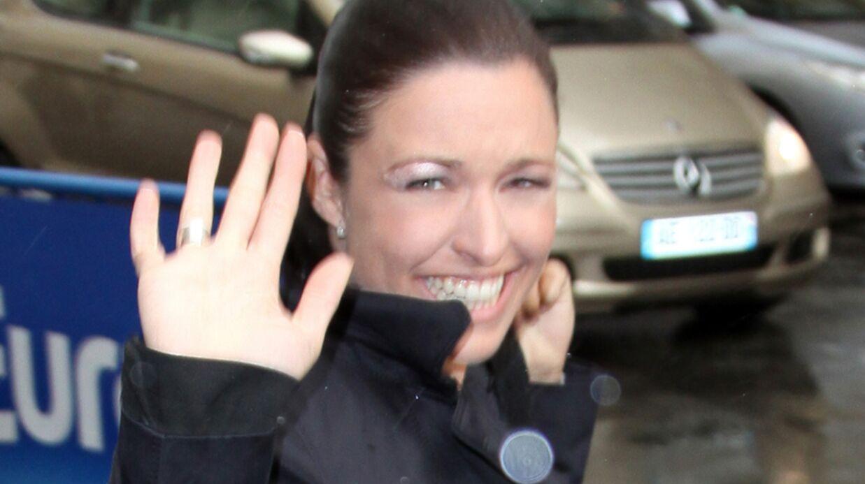 Natasha St-Pier: bientôt mariée à un militaire!