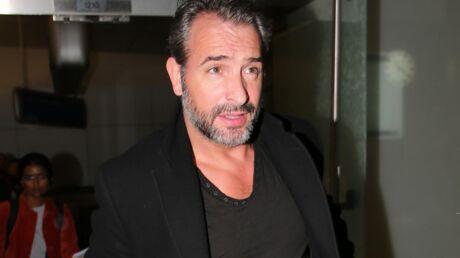 PHOTOS Jean Dujardin débarque à Los Angeles pour les Oscars