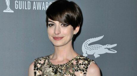 Grâce au végétarisme, Anne Hathaway s'estime transformée