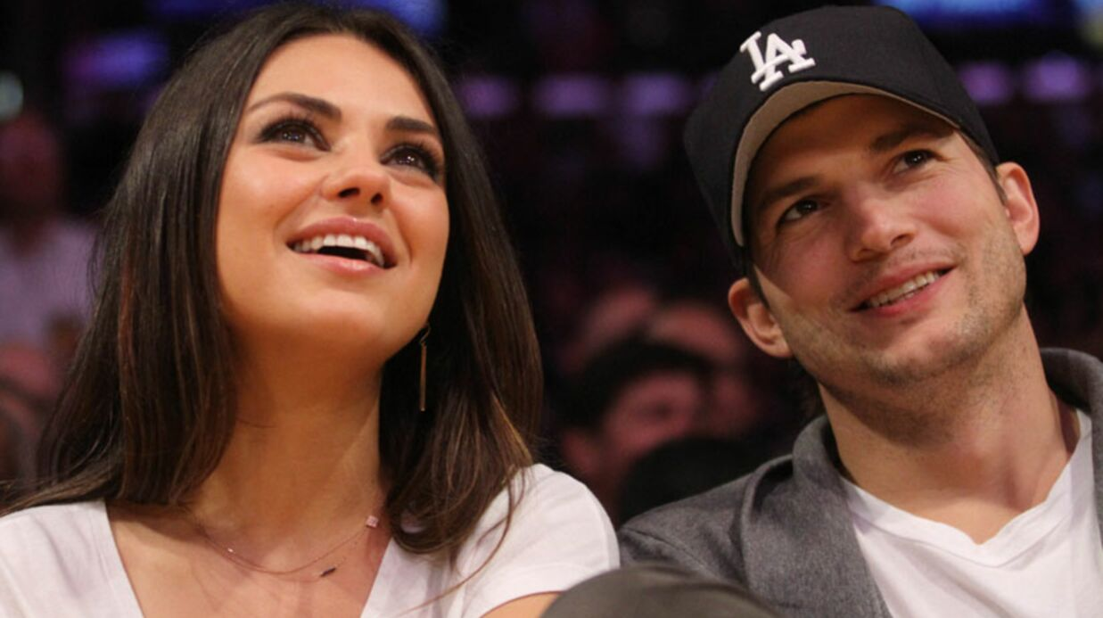 Mila Kunis emménage chez Ashton Kutcher