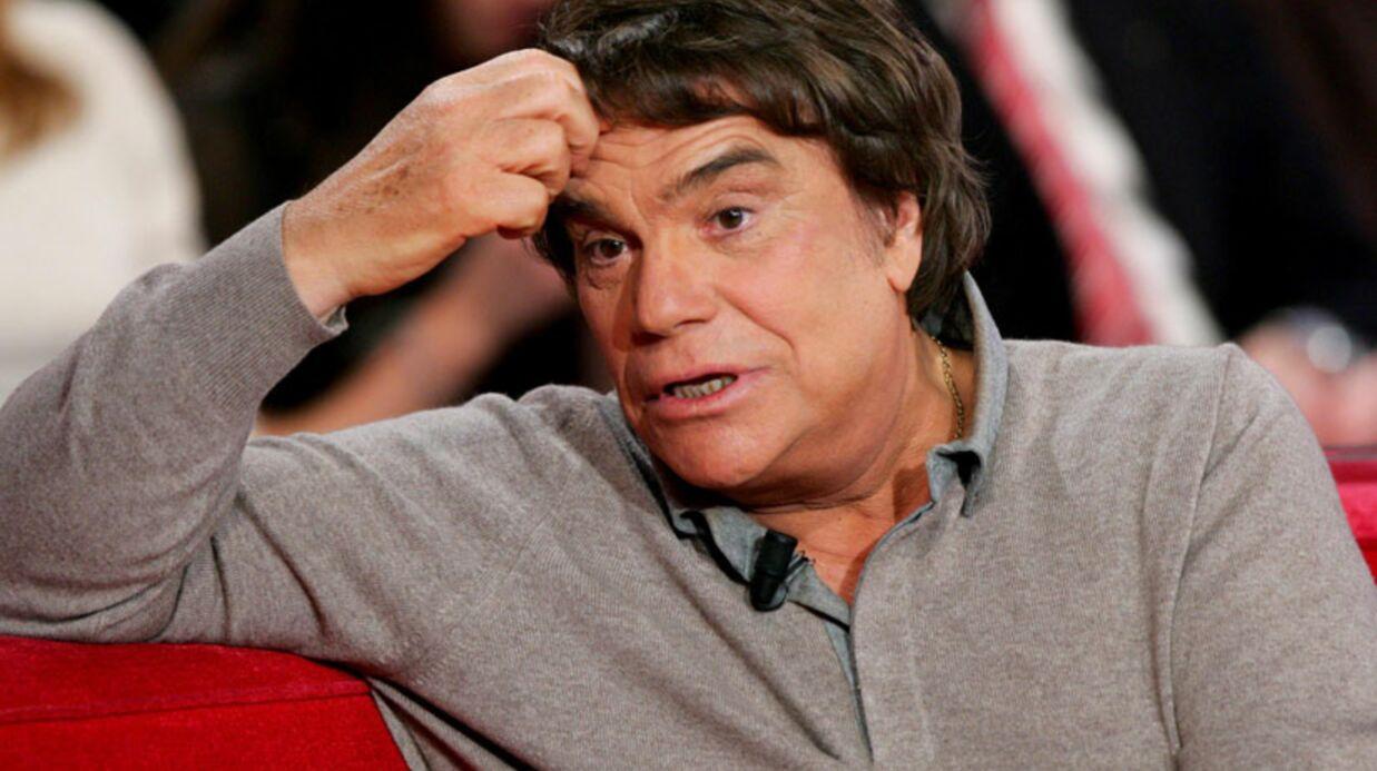 Bernard Tapie renonce à la politique de peur de perdre sa femme