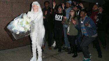 La mariée était en blanc