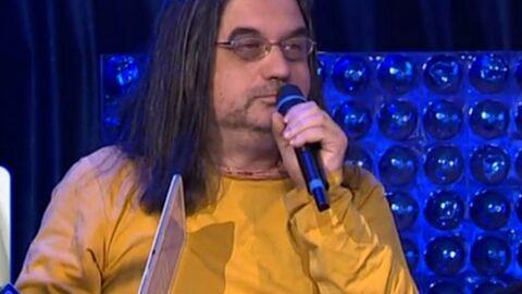 Le chanteur oublié Edouardo (Je t'aime le lundi) se présente à l'Académie française