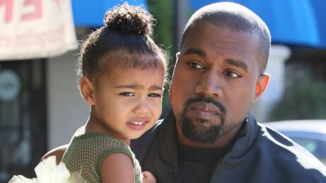 PHOTO Que font Kanye West et North pendant que Kim Kardashian fait du shopping ?