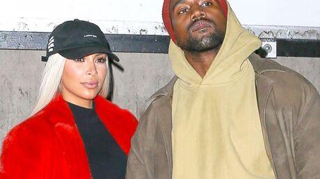 Kim Kardashian dévoile la toute première photo de son fils Saint