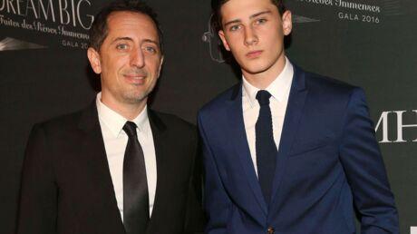 Gad Elmaleh: son fils Noé poste une photo où il s'amuse avec son demi-frère, Raphaël