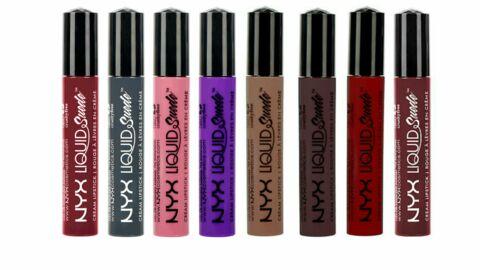 Nyx Cosmetics Liquide Suede, le rouge à lèvres liquide