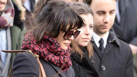 Obsèques d'Andrzej Zulawski: l'émotion de Sophie Marceau au côté de son fils