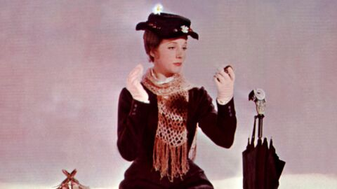 Julie Andrews raconte comment elle a failli mourir sur le tournage de Mary Poppins