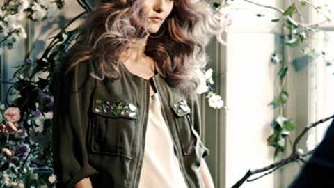 VIDEO Vanessa Paradis est la nouvelle égérie H&M