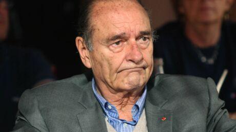 Jacques Chirac ne parlera plus en public selon Bernadette