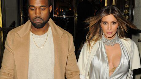 PHOTOS Kim Kardashian extrêmement décolletée à Paris