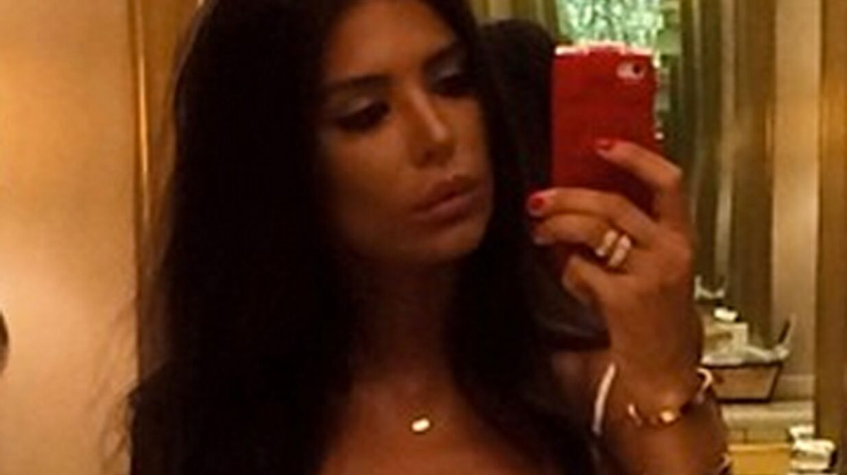 PHOTO Anara Atanes: la compagne de Samir Nasri pose topless