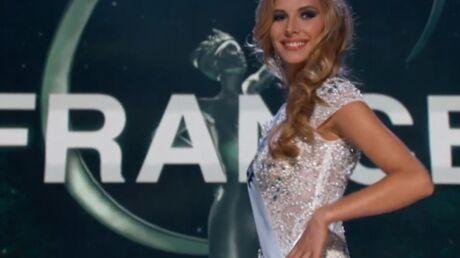 Sélections Miss Univers: Camille Cerf défile en bikini et révèle le secret de sa ligne parfaite