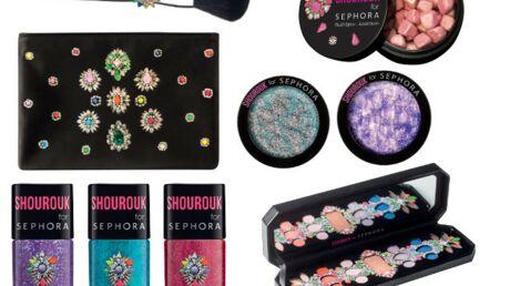 Shourouk signe une collection inédite pour Sephora