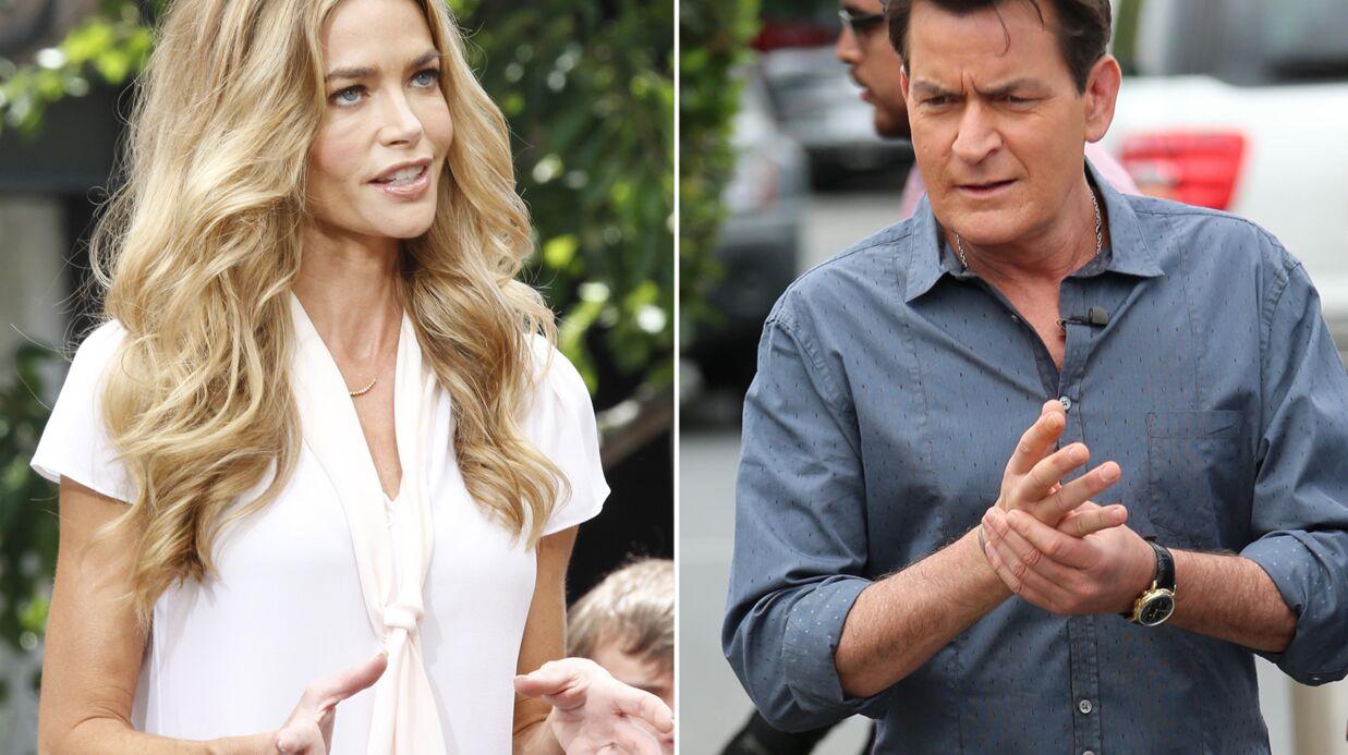 Denise Richards accuse Charlie Sheen d'avoir menacé de mort sa fille de 10 ans
