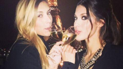 PHOTO Iris Mittenaere, Miss France 2016 publie un joli cliché souvenir avec Camille Cerf