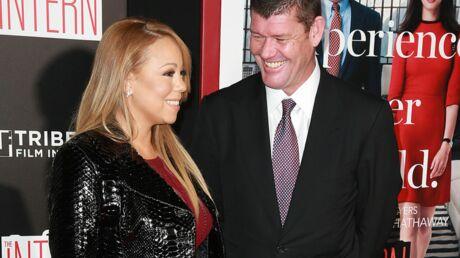 Mariah Carey s'est fiancée avec James Packer