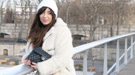 Marieluvpink: ses solutions pour rester stylée en plein hiver