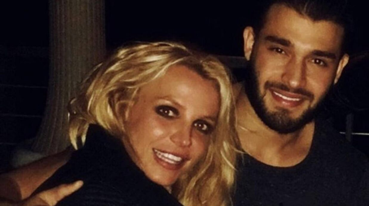 PHOTO Britney Spears ultra sexy dans un body en dentelle