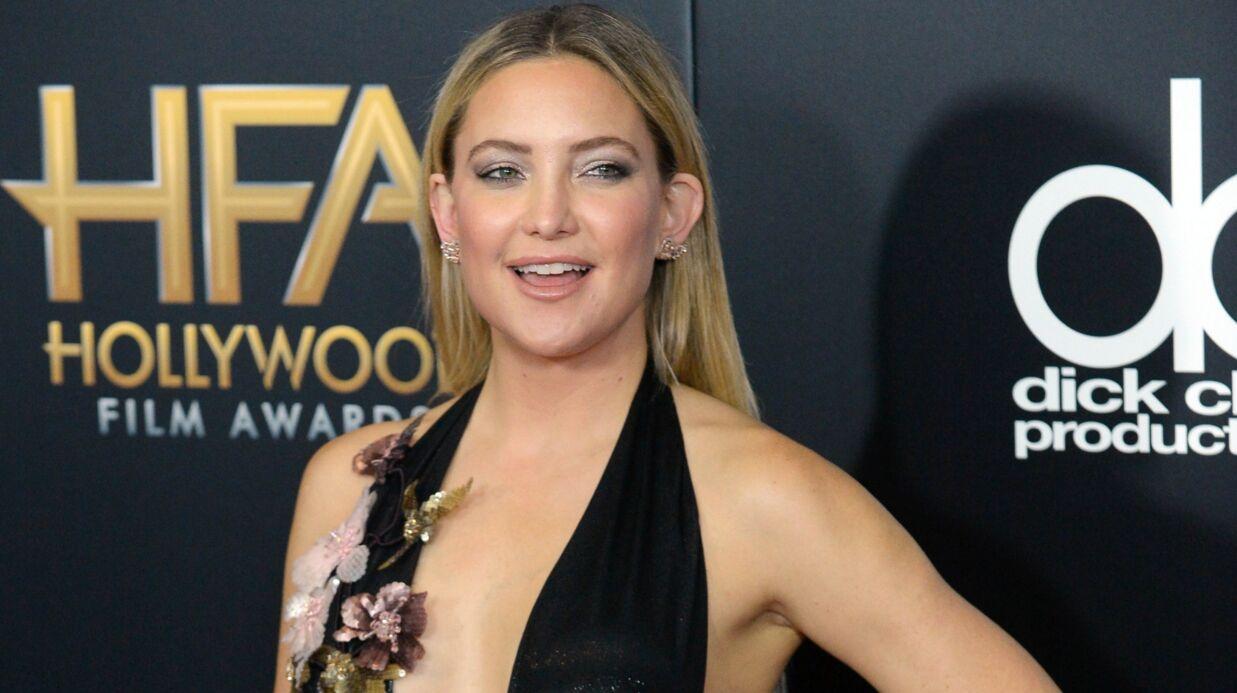 Kate Hudson: son frère dément sa prétendue relation avec Brad Pitt avec beaucoup d'humour