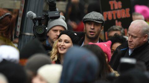 PHOTOS Madonna, Scarlett Johansson, Alicia Keys… ont toutes manifesté contre Donald Trump