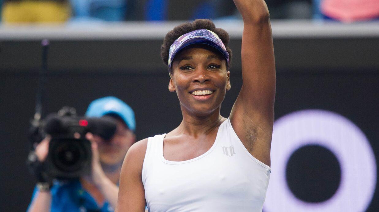 Venus Williams victime de racisme lors d'un match de tennis