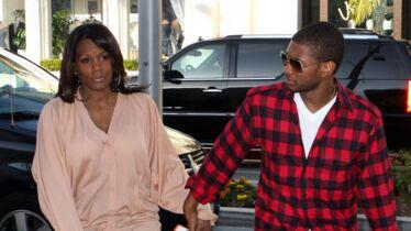 L'ex d'Usher est dévastée