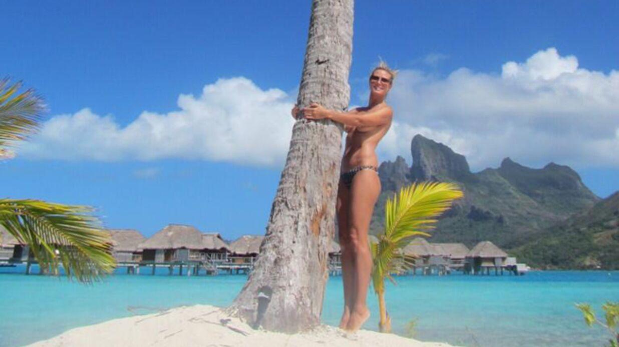 Les photos topless d'Heidi Klum ont été prises… par sa mère