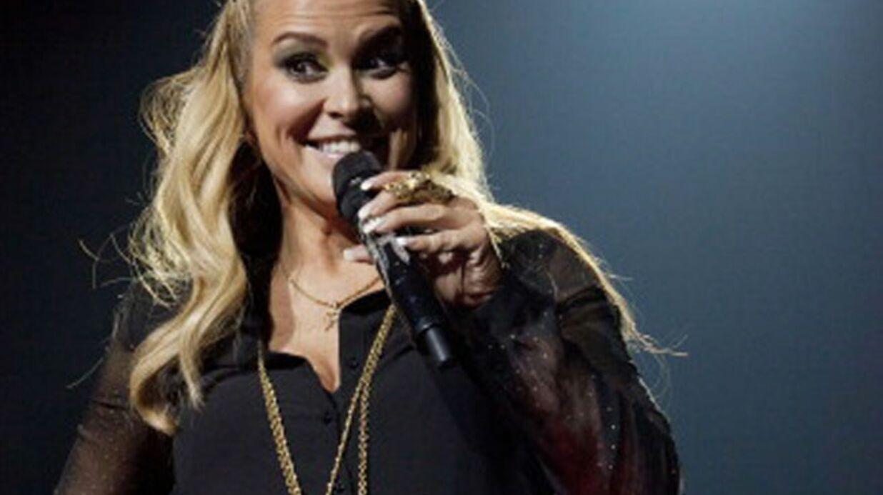 La chanteuse Anastacia guérit de son second cancer du sein