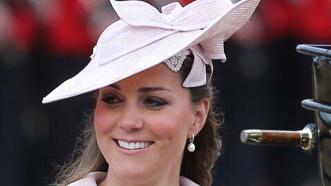 Kate Middleton est entrée à la maternité