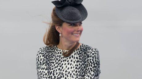 DIAPO Kate Middleton: retour sur neuf mois d'une grossesse scrutée
