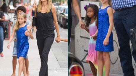 Heidi Klum vivement critiquée: sa fille Leni, 10 ans, porte déjà des talons hauts