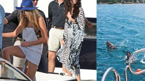 PHOTOS Selena Gomez fête ses 22 ans avec Cara Delevingne à Saint-Tropez