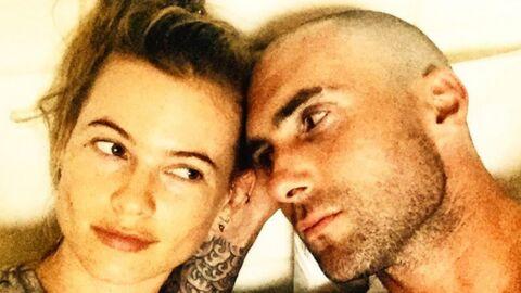 Adam Levine s'affiche le crâne rasé sur Instagram