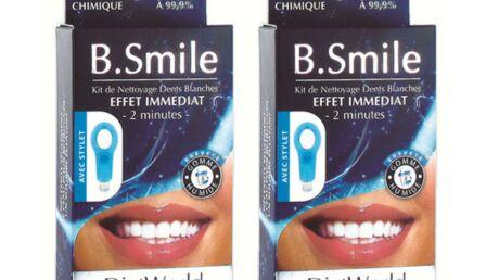 B.Smile, la solution dents blanches en toute sécur…