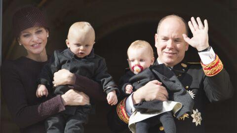 Selon Albert de Monaco, ses jumeaux de 19 mois récitent déjà l'alphabet dans DEUX langues!